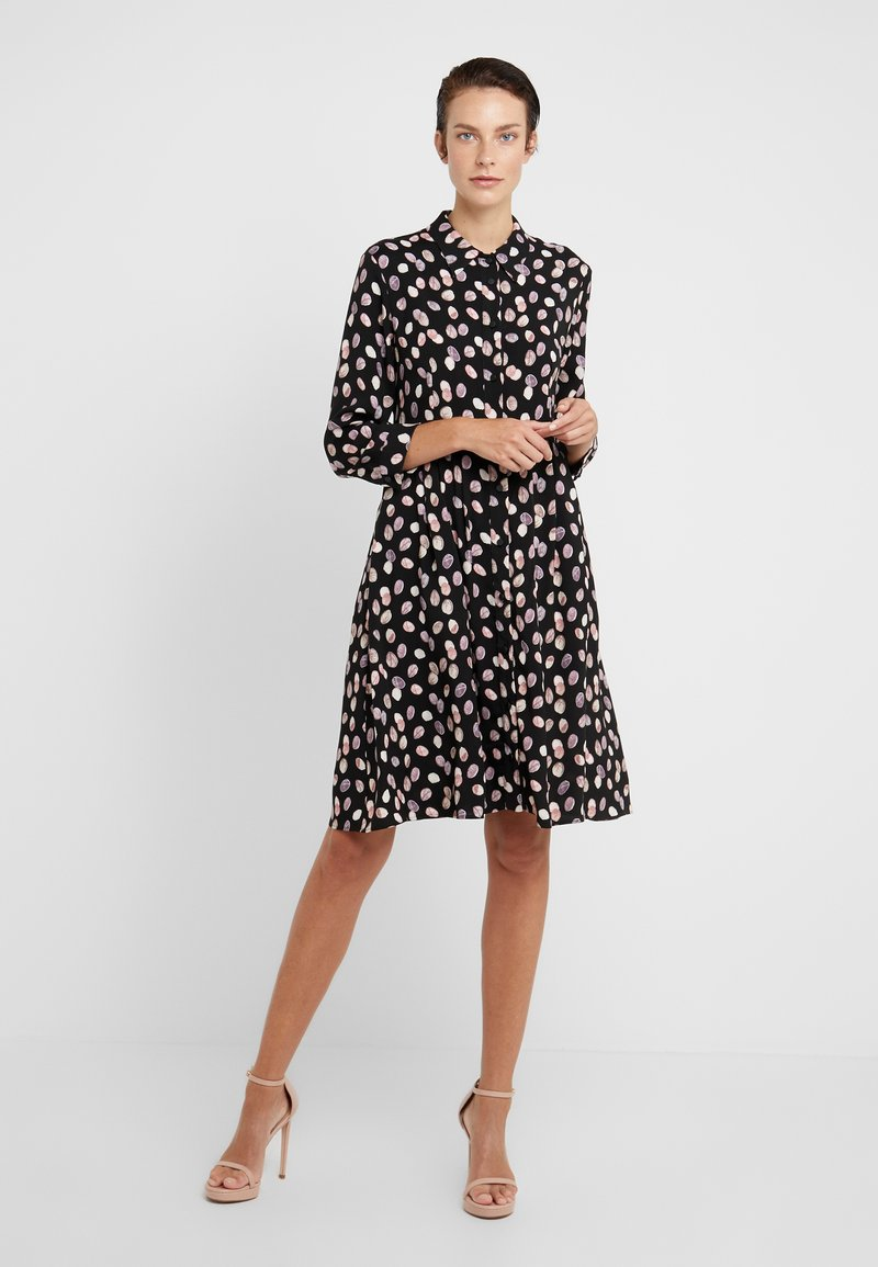 MAX&Co. - DIONISO - Day dress - black pattern