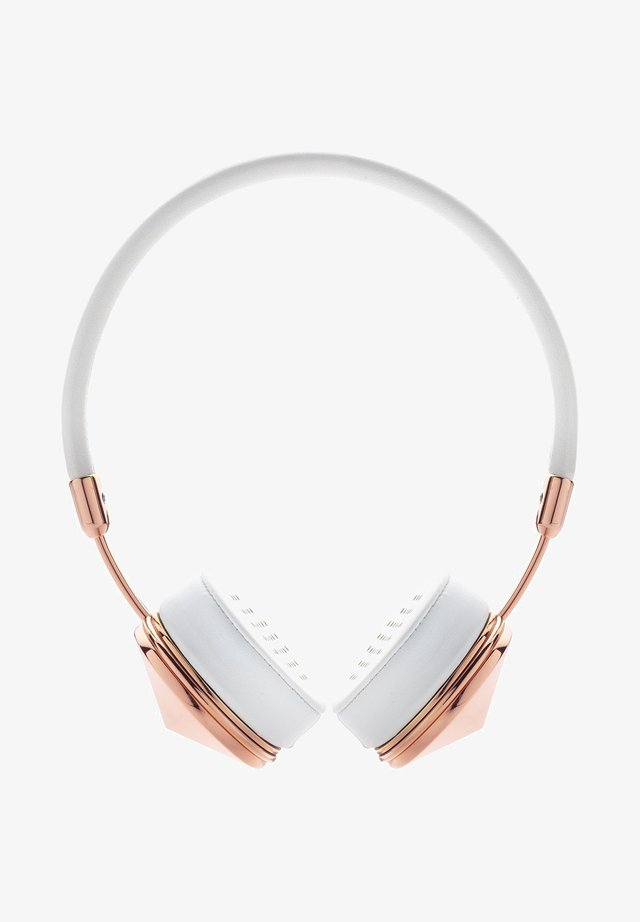 FIBONACCI BUNDLE - Headphones - bundle, layla, rose gold, wired