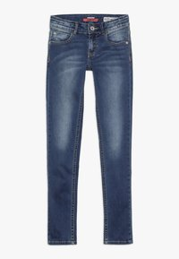 Vingino - BETTINE - Jeans Skinny - dark-blue denim - 0