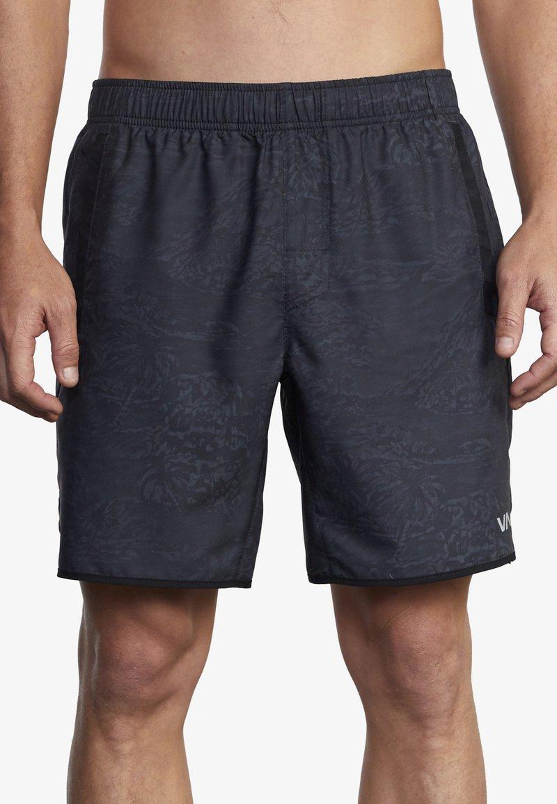 RVCA - Shorts - hawaiian camo