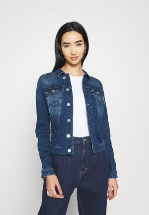 VIVIANNE SLIM TRUCKER - Jeansjakke - denim