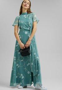 Esprit Collection - Maxi dress - dark turquoise - 0