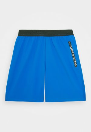 ADILS SHORTS - Korte sportsbukser - electric blue lemonade