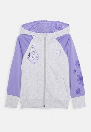 Zip-up hoodie - lilac