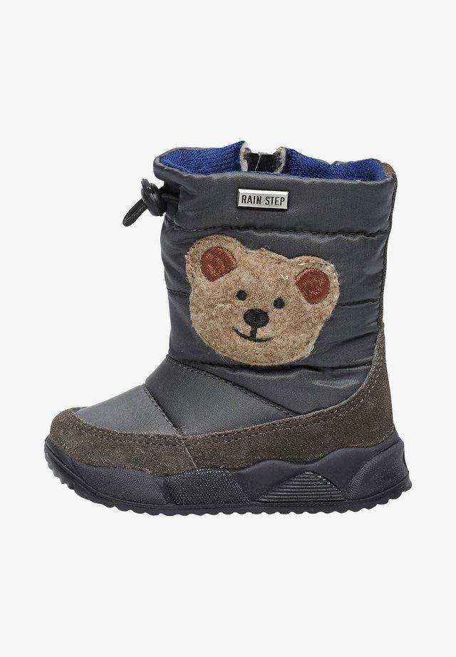 FALCOTTO POZNURR BEAR - Winter boots - grau
