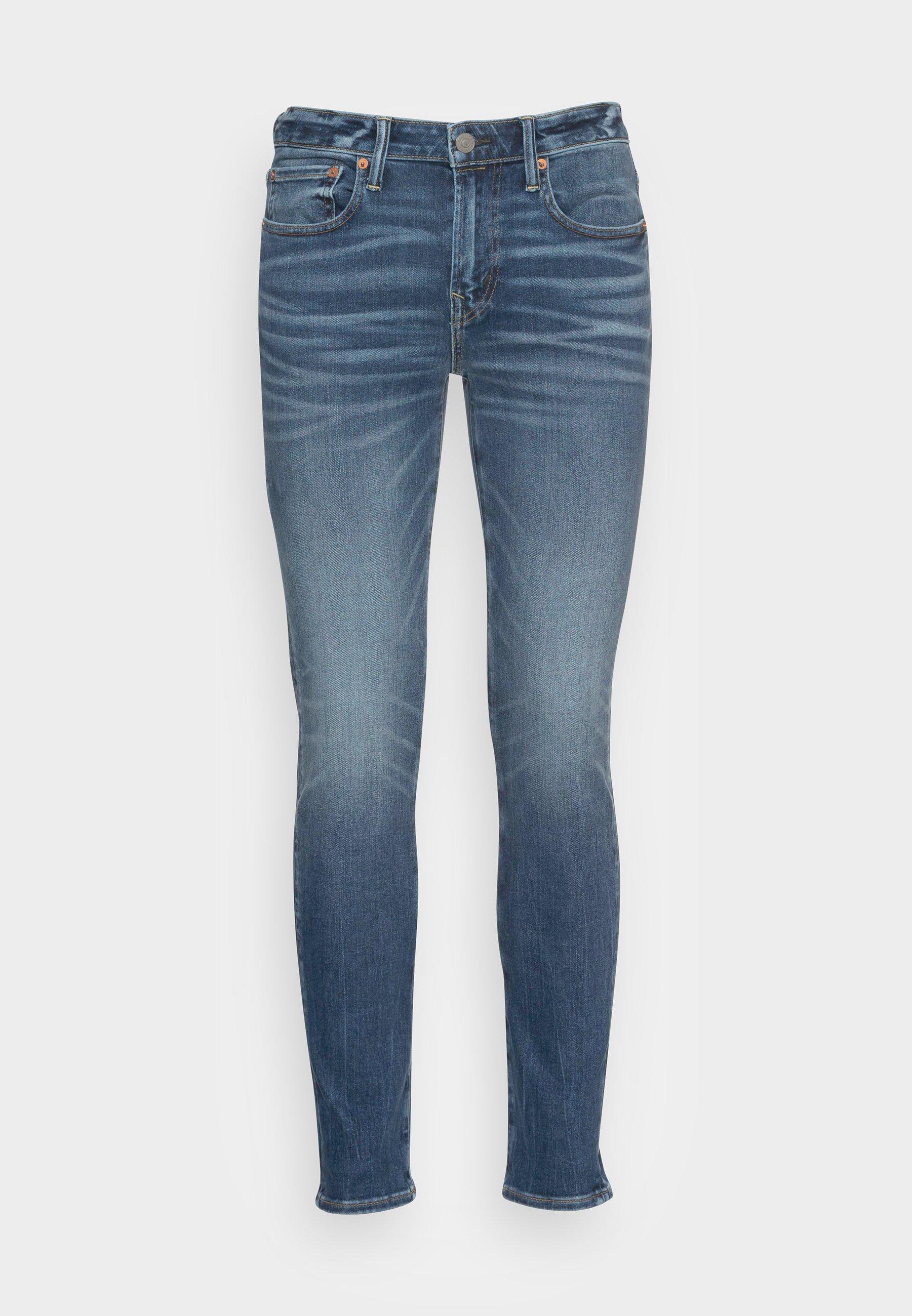 Men DARK CLEAN SKINNY FIT - Jeans Skinny Fit