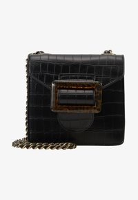 LIARS & LOVERS - SHOULDER BAG - Umhängetasche - black