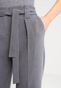 KIOMI - Trousers - grey melange - 3