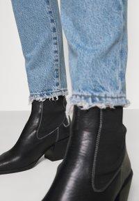 Dr.Denim - NORA - Jeans straight leg - blue jay ripped - 3
