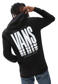 Vans - REFLECT - Hoodie - black - 1