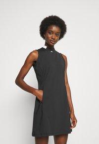 J.LINDEBERG - GOLF DRESS - Sports dress - black - 0