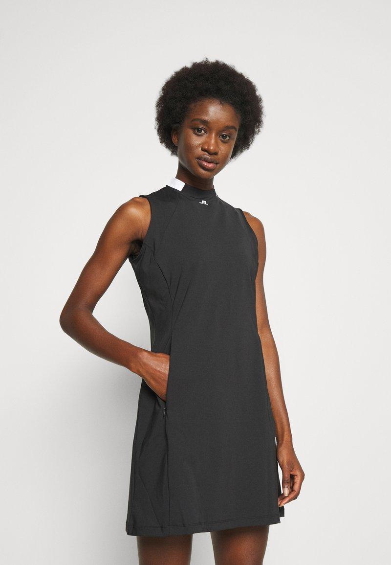 J.LINDEBERG - GOLF DRESS - Sports dress - black