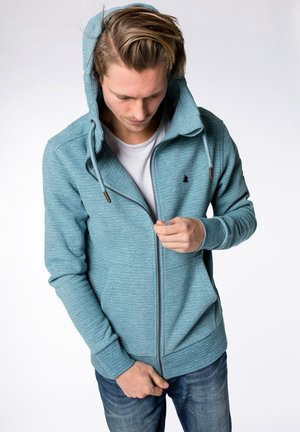 TRASHERAK - Zip-up hoodie - frozen
