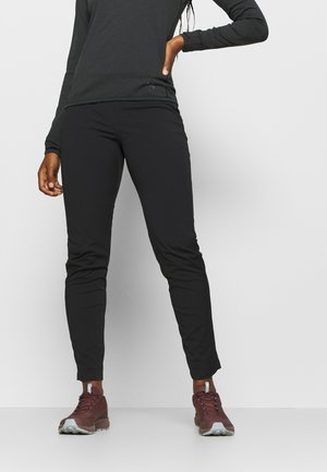 TRINO SL TIGHT WOMEN'S - Pantalons outdoor - black