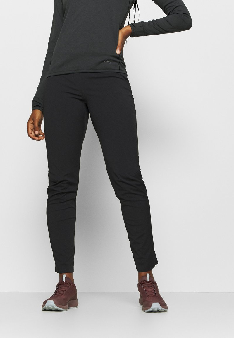 Arc'teryx - TRINO - Outdoor trousers - black