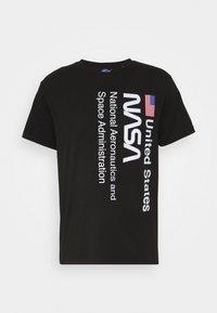 CORELLA - NASA LICENSE UNISEX - T-shirt print - black - 0