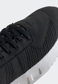 adidas Originals - GEODIVER - Trainers - core black/core black/ftwr white - 8