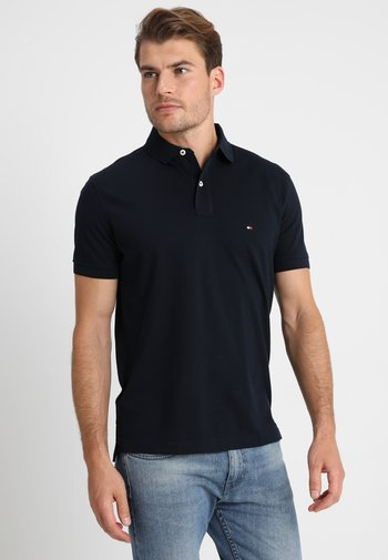 CORE REGULAR FIT - Polo shirt - sky captain