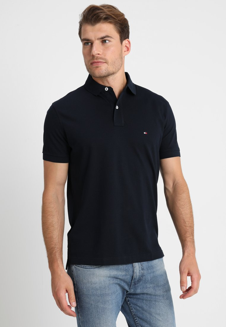 Tommy Hilfiger - CORE REGULAR FIT - Polotričko - sky captain