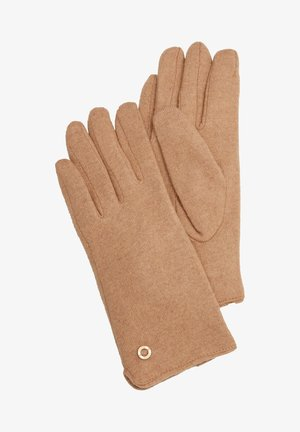 Other accessories - brown knit