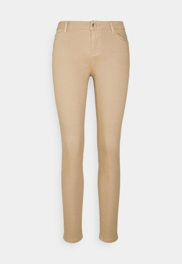 Jeans Skinny Fit - chamois