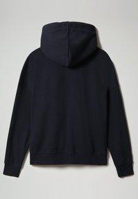 Napapijri - BILEA  - Zip-up sweatshirt - blu marine - 4