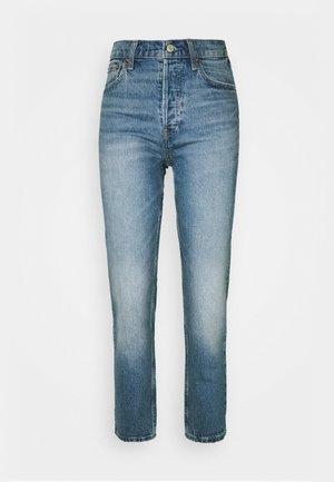 CHEEKY STRAIGHT ATLANTIC - Straight leg jeans - medium indigo