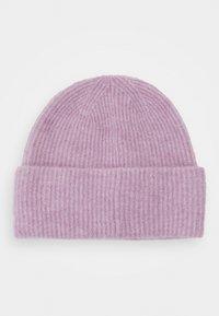 Samsøe Samsøe - NOR HAT - Lue - purple jasper melange - 1