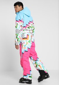 OOSC - NUTS CRACKER - Snow pants - multi-coloured - 2