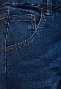 Name it - NKMRYAN PANT  - Straight leg jeans - dark blue denim - 2