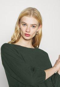 Monki - DRESS - Day dress - green dark - 3