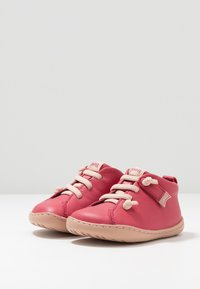 Camper - PEU CAMI - Touch-strap shoes - pink - 3