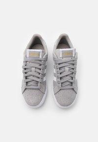 adidas Originals - BASKET PROFI UNISEX - Trainers - solid grey/footwear white/gold metallic - 3