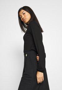 Opus - SUNI MINDFUL - Long sleeved top - black - 3