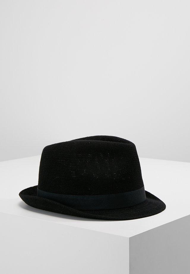 BARDOLINO HAT - Hattu - black