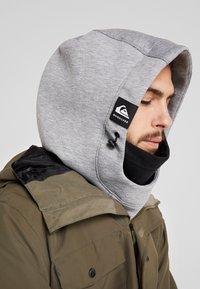 Quiksilver - TECH HOOD  - Bonnet - light grey heather - 1