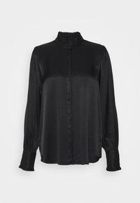 Bruuns Bazaar - BAUME ELIZABETH BLOUSE - Blouse - black - 5