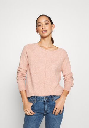 VIRIL ONECK - Jumper - misty rose