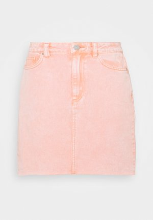 Shorts di jeans - desert flower/snow wash