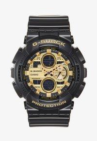 G-SHOCK - Cronografo - black/gold-coloured - 1