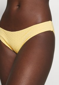 Seafolly - SPLASH DOT HIPSTER - Bikini bottoms - lemon butter - 4