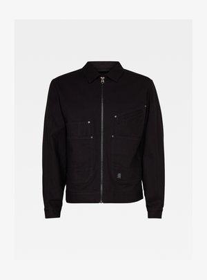 TRUCKER - Light jacket - dk black