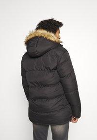 Newport Bay Sailing Club - HEAVY - Winter coat - black - 2