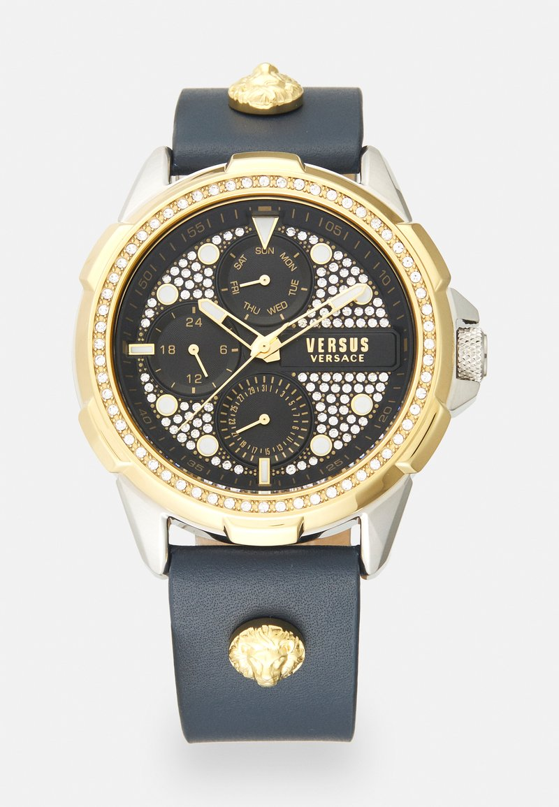 Versus Versace - 6EME ARRONDISSMENT - Klocka - black/gold-coloured