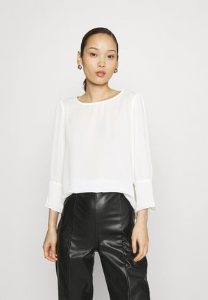 ONLTAMARA - Long sleeved top - cloud dancer