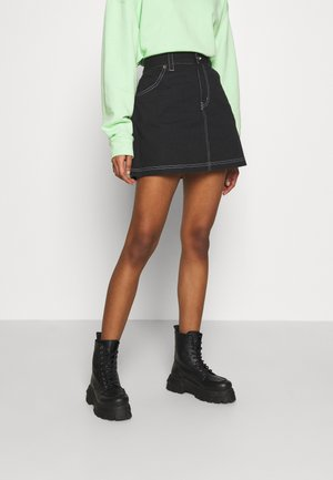 SHONGALOO - A-line skirt - black