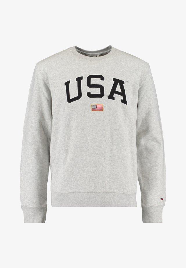 SHANE - Sweater - light grey melange