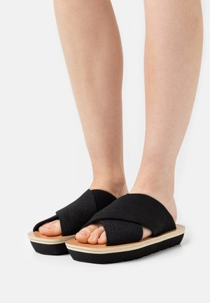 SPORT ELASTIC  - Pantofle - black
