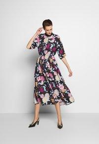 Mulberry - JUDE - Day dress - black - 1
