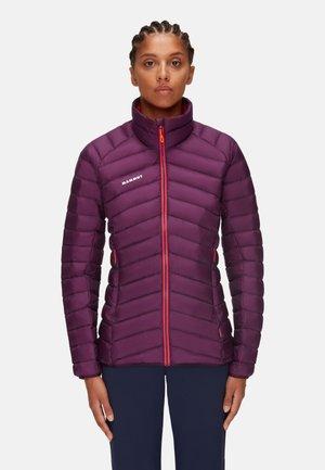 MERON LIGHT  - Down jacket - grape